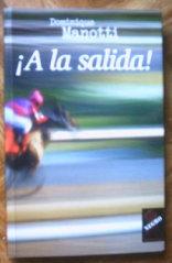 portada del libro ¡A la salida! de D.Manotti