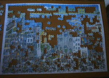 puzzle a medias