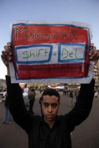 Movilizaciones en El Cairo