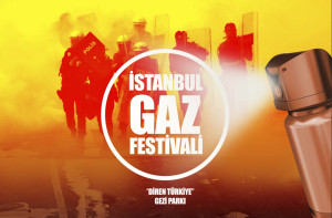Gas festival poster 1