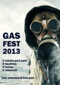 Gas festival poster 2