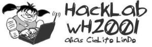 Hacklab wh2001 - cielito lindo logo