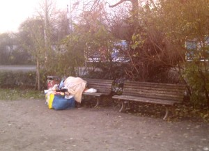 Homeless Berlin