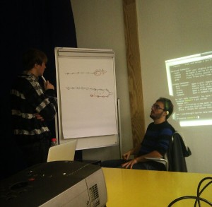 Git second session hackership