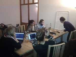 At Rails Grils Hackday