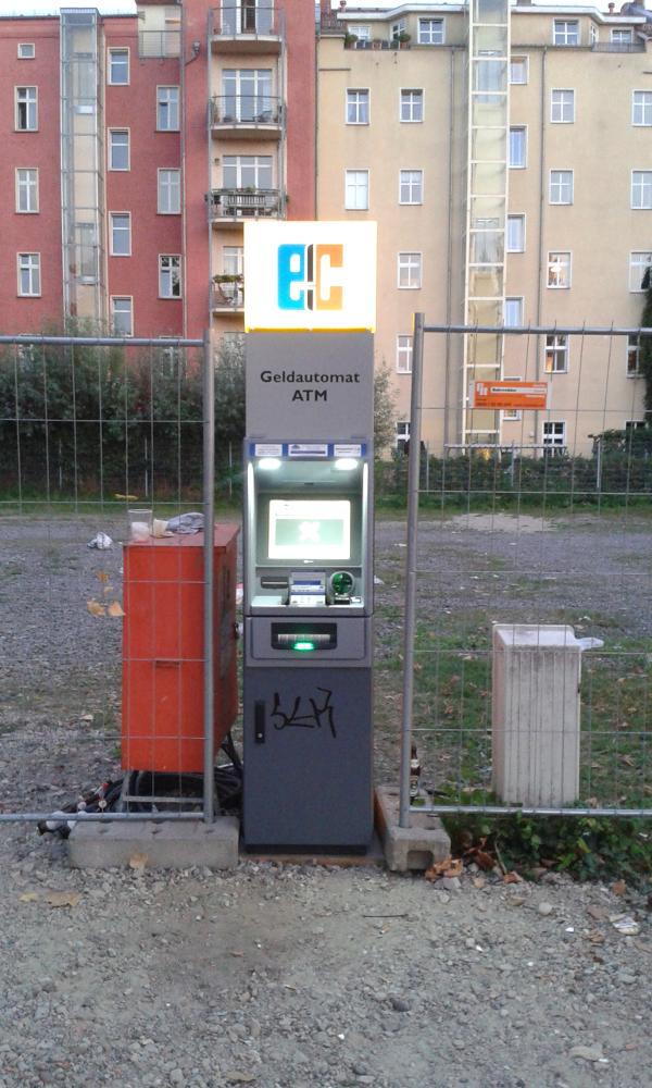 Geld Automat